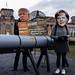 """Übergabe der Petition """"Taten statt leerer Worte: Abzug statt Aufrüstung der Atomwaffen!"""""""
