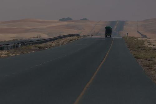 road to Liwa