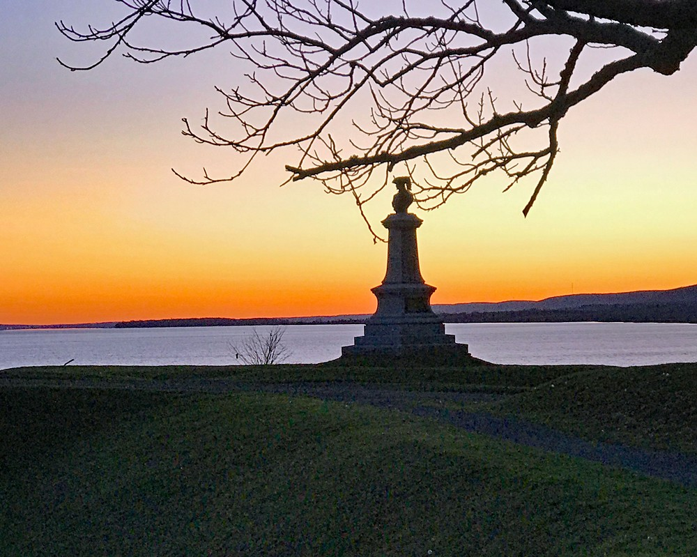 Nova-Scotia-Sunset,-Annapolis-Royal