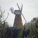 Rayleigh windmill from Sweyne Park, Essex