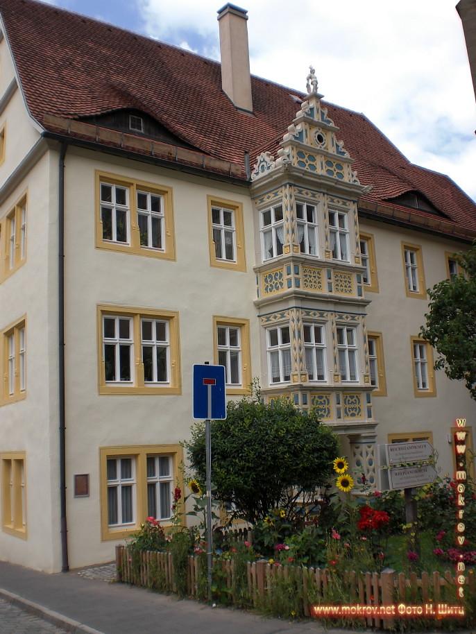 Исторический центр Города Ротенбург фоторепортажи