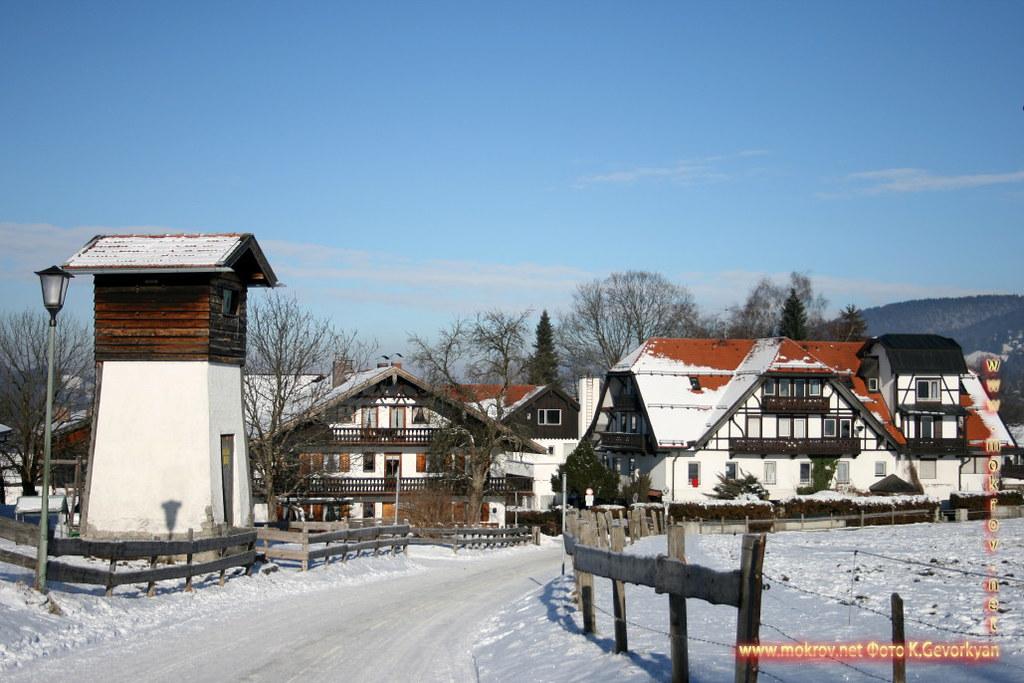Бавария — земля на юге и юго-востоке Германии фотографии сделанные как днем, так и вечером