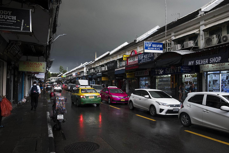 Bangkok October 2017