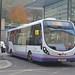 First West of England Streetlite SN14 FFV 47545, Bath Bus Station 17.11.17
