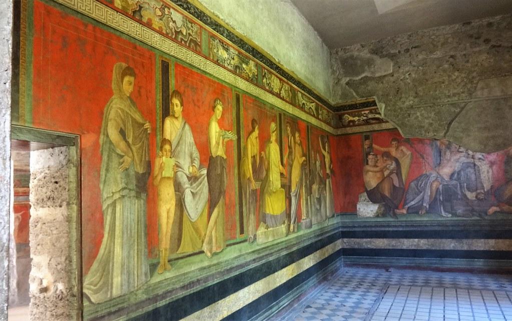 Pompeje Italy