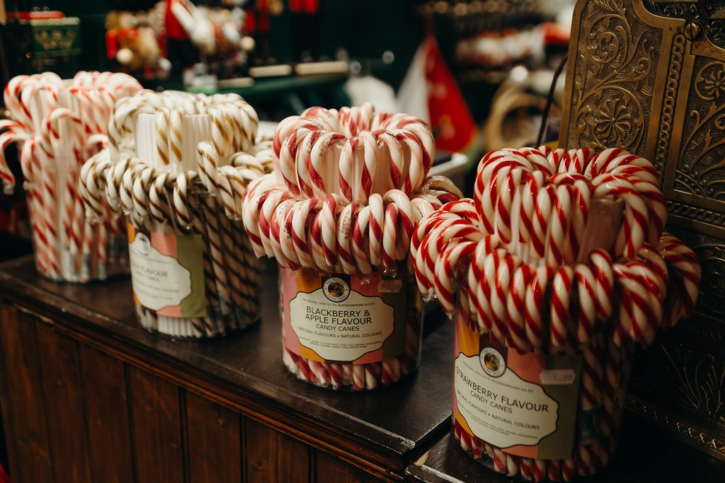 The Little Magpie Starbucks Christmas Cup Drinks Edinburgh Market