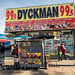 Dyckman Street Scape, Inwood, New York City by jag9889