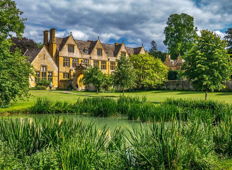 Stanway House, Stanway, Gloucestershire. Credit Bob Radlinski, flickr