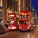 Two Routemasters