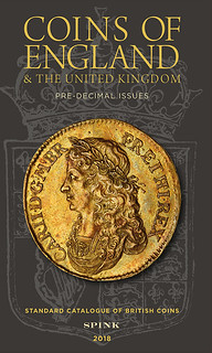 Coins of England & the United Kingdom 2018 cover