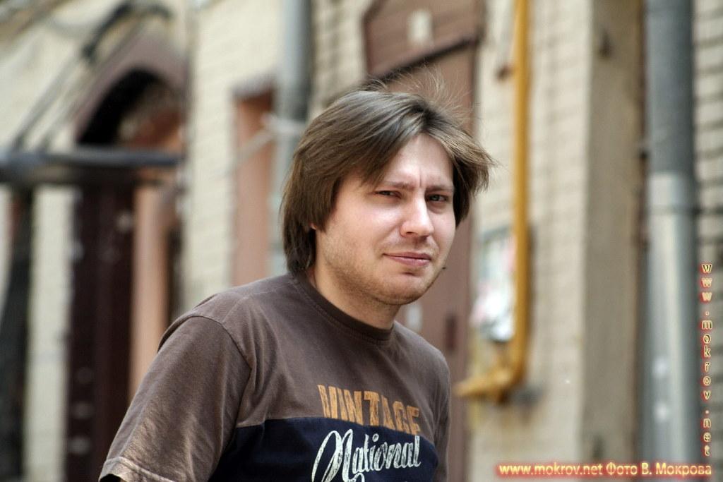 Сергей Садыков.