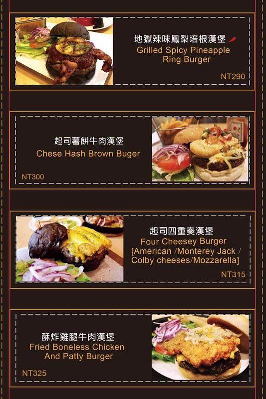 ak12菜單ak12西門菜單ak12美式小館訂位西門町推薦美式餐廳西門美式漢堡 (40)