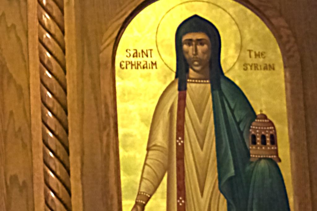 Saint Joseph Melkite Greek Catholic Church--Scranton (detail)