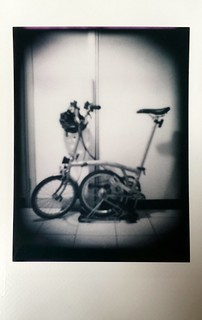 Lomo LC-A with Instant Back+ First Try - Nov 17