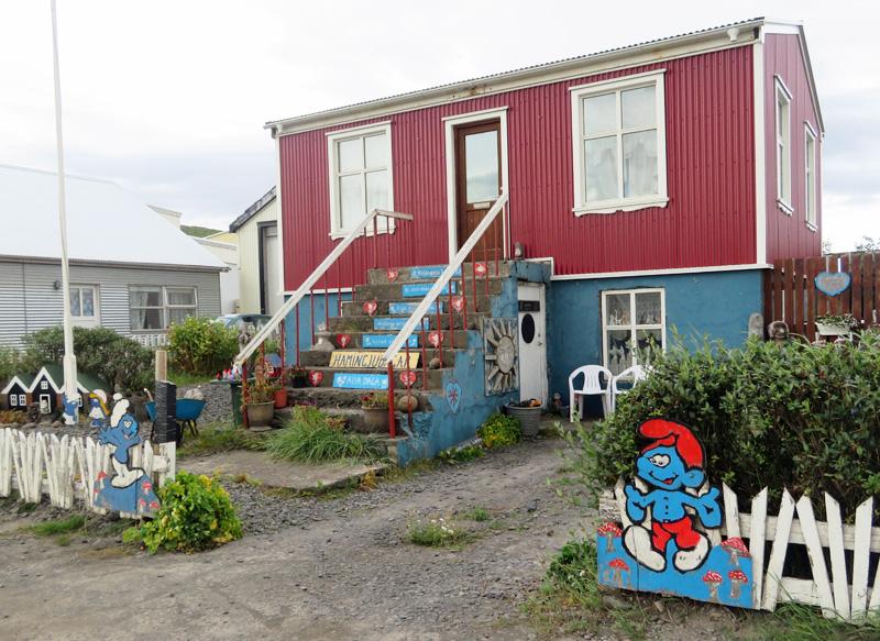 smurf-house-holmavik-iceland
