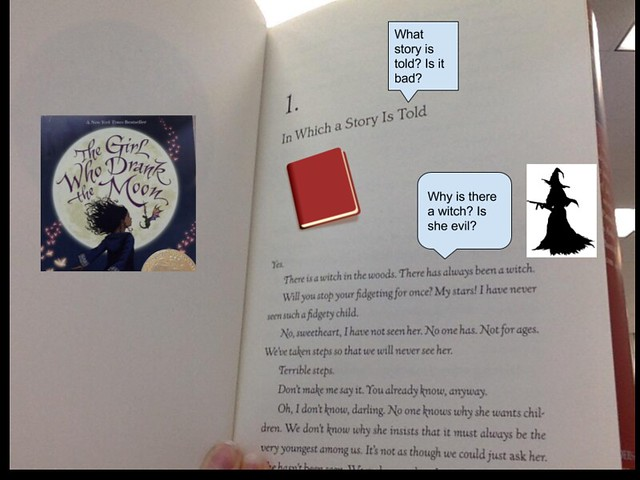 BookSnaps from Students