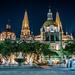 2017 - Mexico - Guadalajara - Plaza de la Liberacion por Ted's photos - Returns Late December