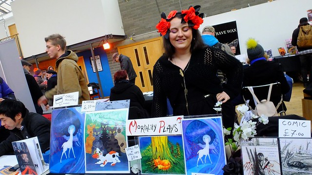 Edinburgh Comic Art Festival 2017 011
