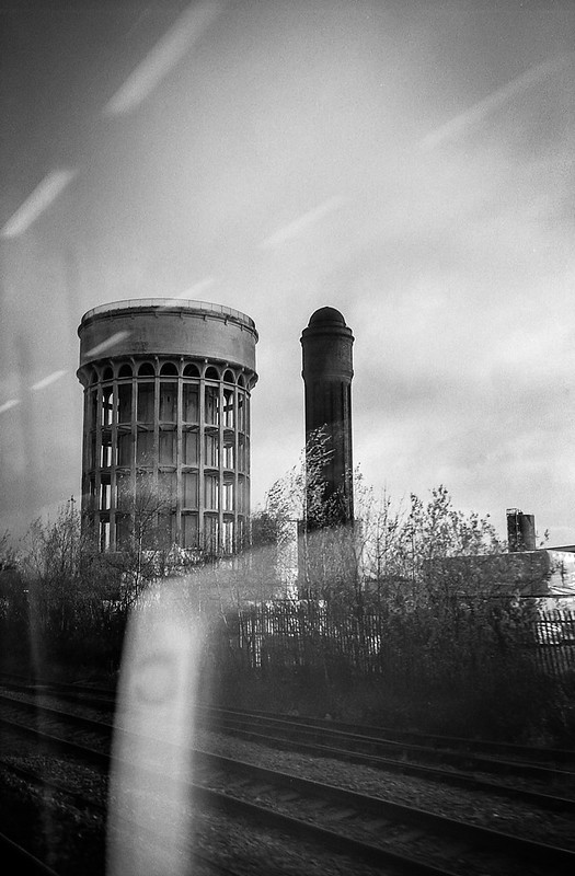 FILM - Things seen from passing trains
