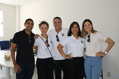 Inauguração do Fórum Eleitoral de Urbano Santos
