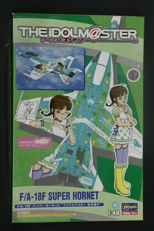 """Montage du F/A-18F """"The Idolmaster"""",  1/48 38877183202_ab99687cff_c"""