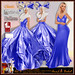 ALB SHANI dress & gown blue