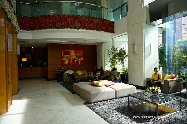 City Garden Hotel Makati Lobby