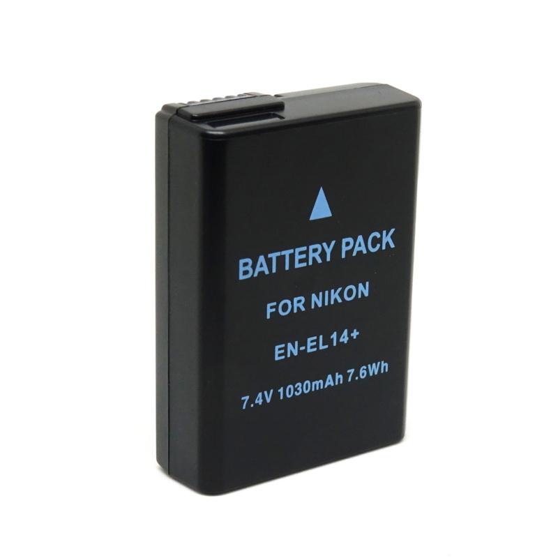 camera battery Nikon EN-EL14 EN-EL14a