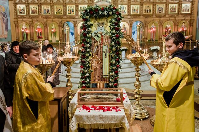 Pielgrzymka relikwii św. Nektariusza