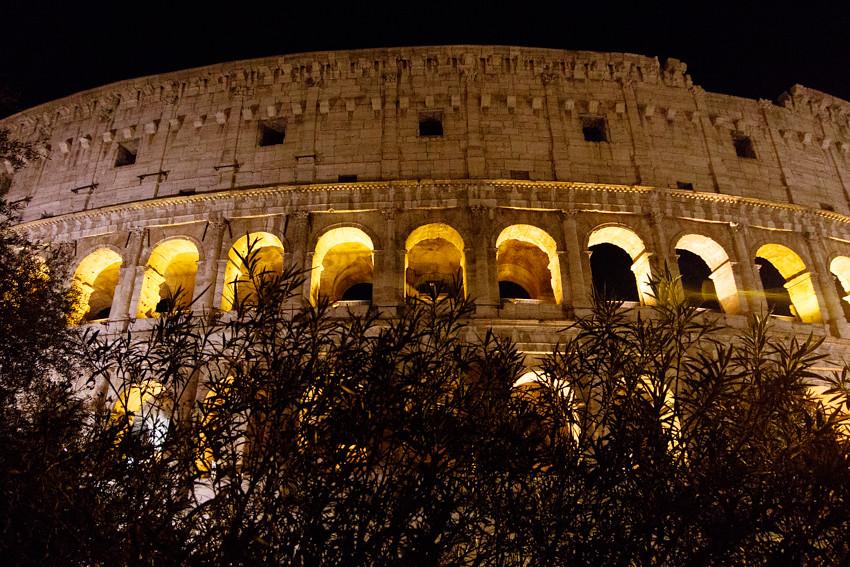 rooma colosseum forum romanum-1921