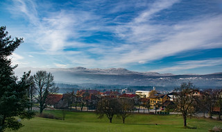 View of Črnomelj