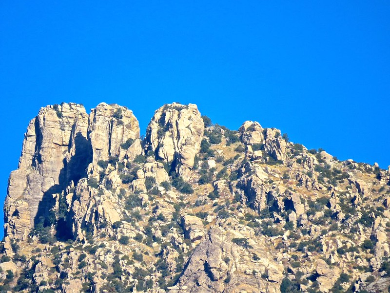Erosion of Rocky Ridge