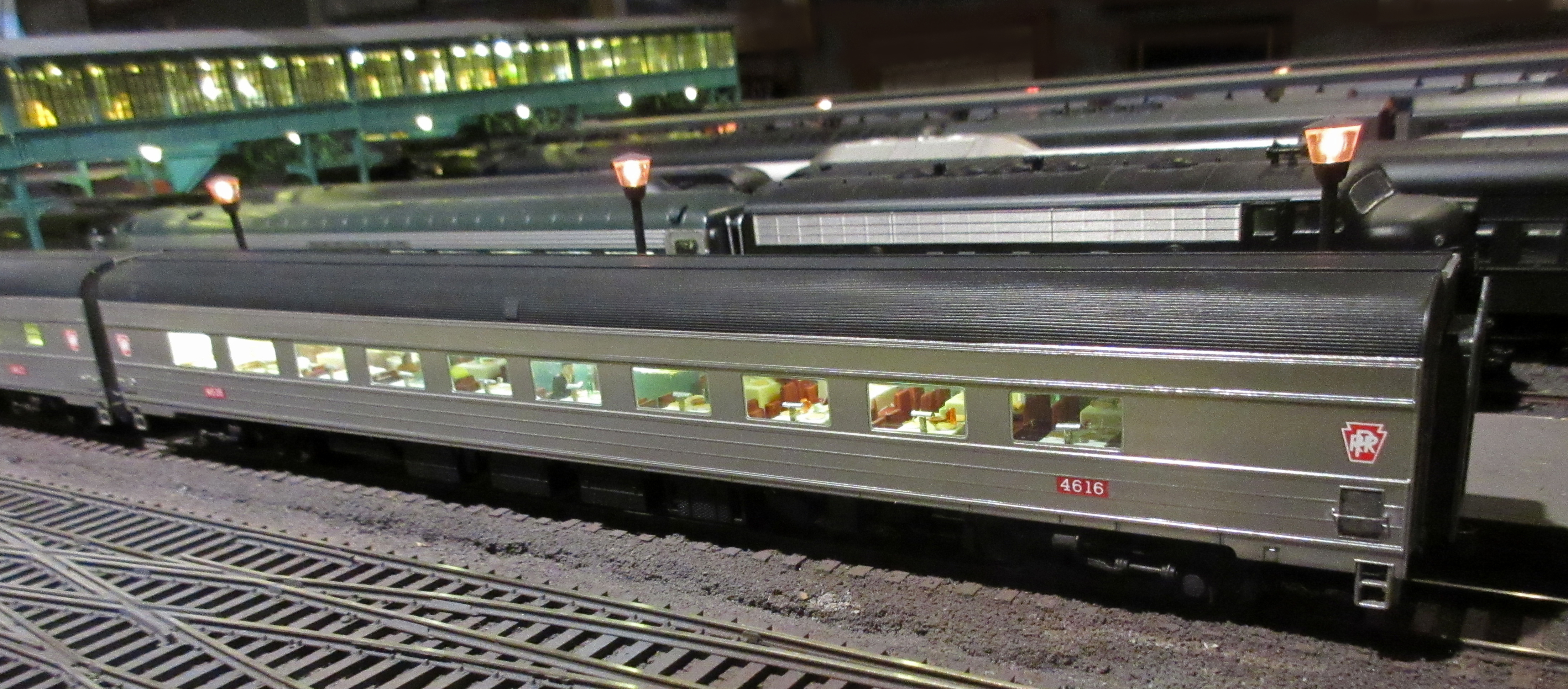 Diy Interior Lighting Do People This Model Railroader Two Circuits Magazine Railroading Img 0068 Fix