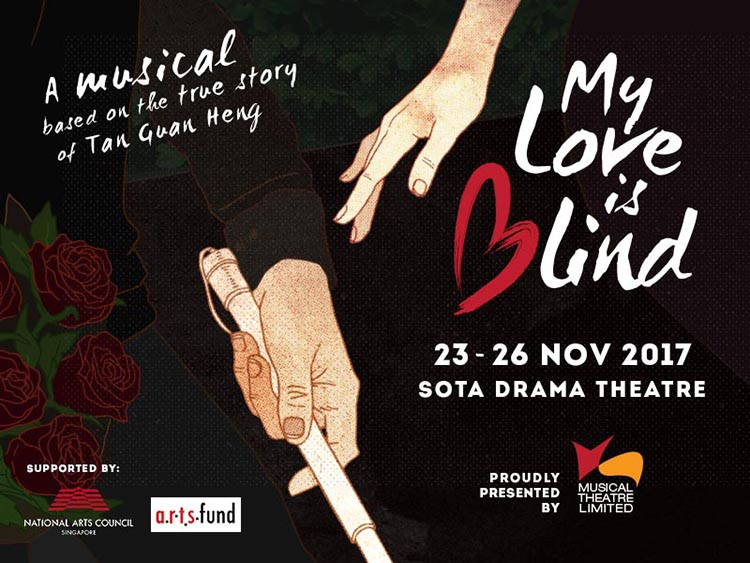 My Love is Blind musical