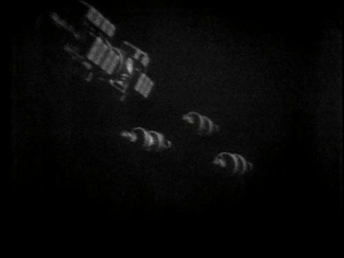Invasion 7 Spaceship