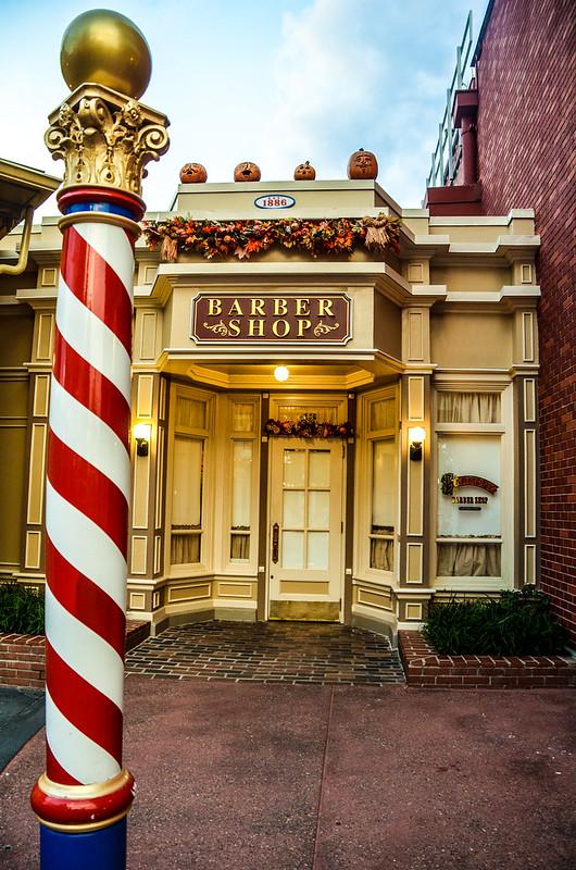 MK barbershop