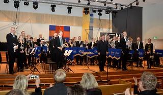 Åsenhöga Brass Band - dirigent Patrik Randefalk