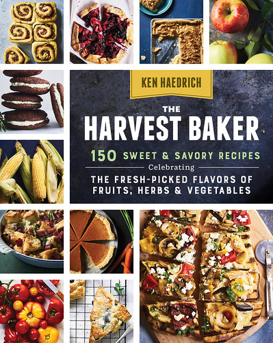 The Harvest Baker: the Cookbook You Really Need In Your Life & Recipe for Sweet Potato Pound Cake with Maple Syrup Glaze