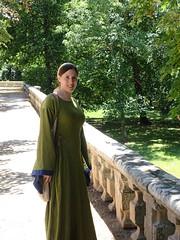 Medieval ladies in Alet les Bains  (6)