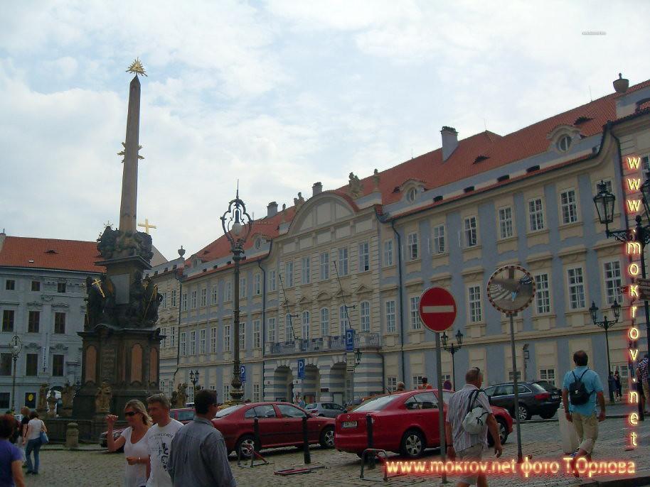 Прага — Чехия фотографии сделанные днем и вечером