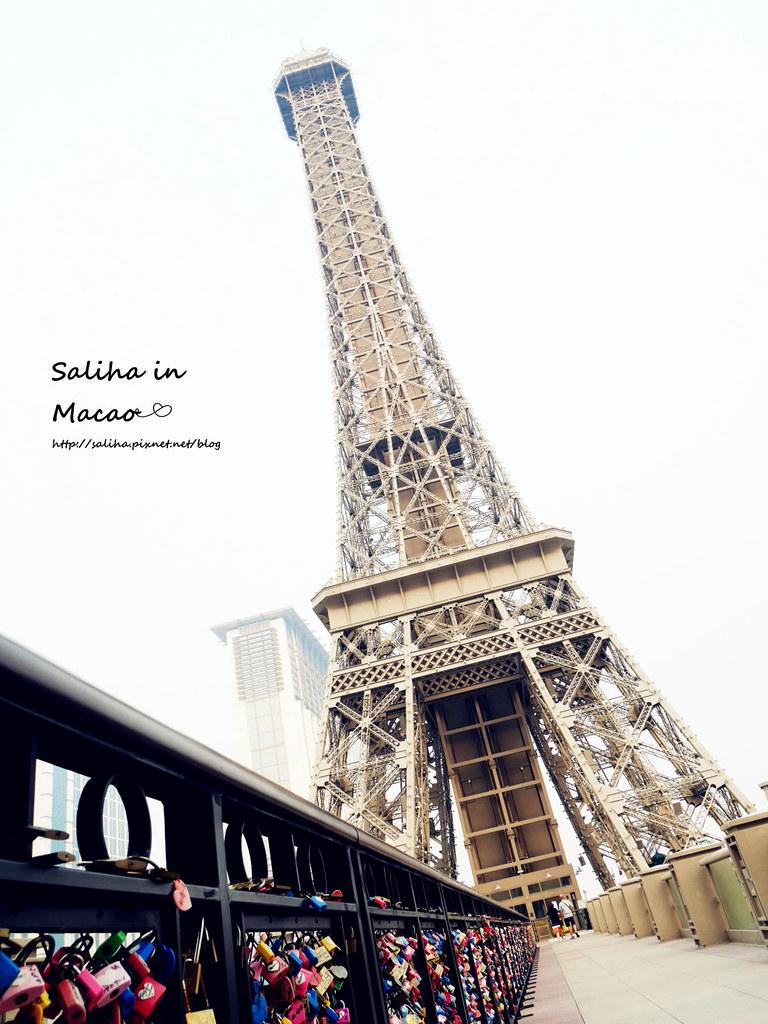 澳門一日遊景點行程推薦威尼斯人巴黎人巴黎鐵塔觀景台 (2)