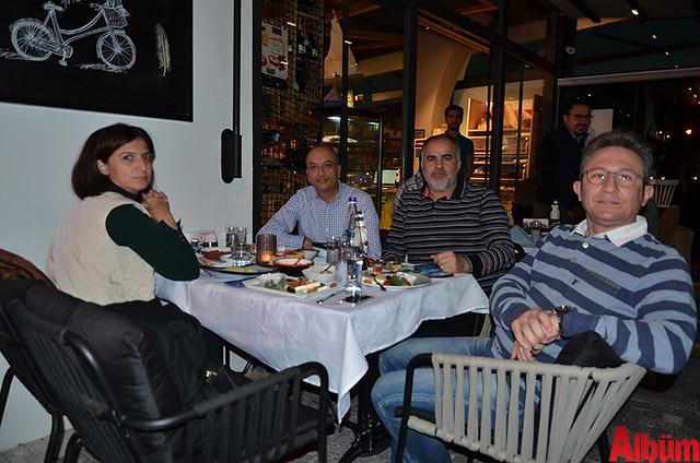 Hatice Unan, Metin Unan, Nusret Canatar, Emre Argun