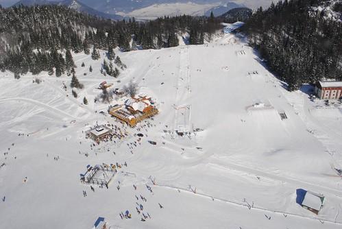 Panoramatické lyžování v RUŽOMBEROKU s 24 % slevou
