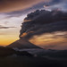 Eruption of Mount Agung [Explored] by eggysayoga