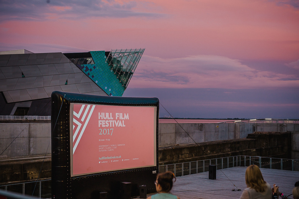 Hull Film Festival. Friday 7 July.
