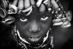 Portrait Ethiopia B&W