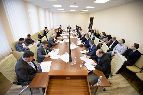 05.12.2017 Ședința grupului de lucru a Comisiei economie, buget și finanțe