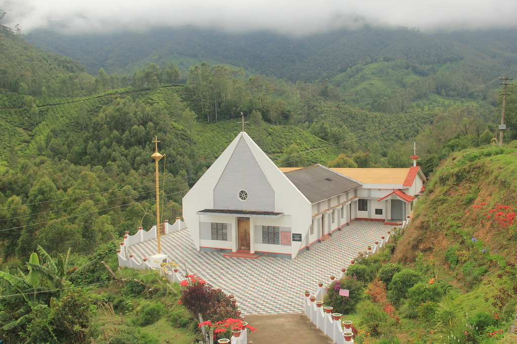 Church, Yallapatty village