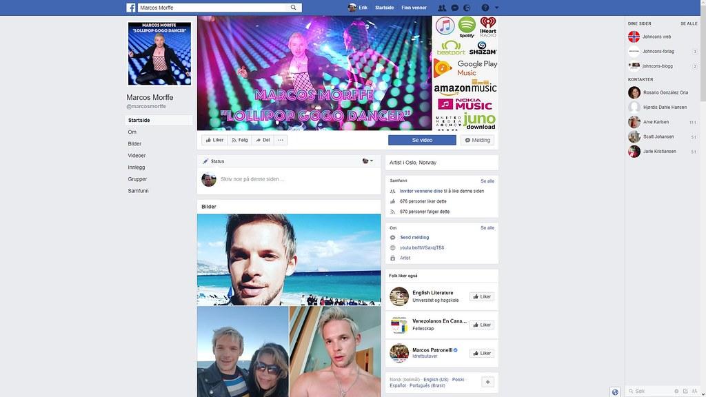 mer om marcos morffe facebook