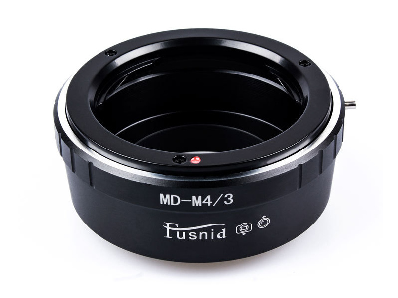 lens mount adapter md-m4/3 minolta md mc olympus panasonic mft m4/3 micro four third 4/3 camera